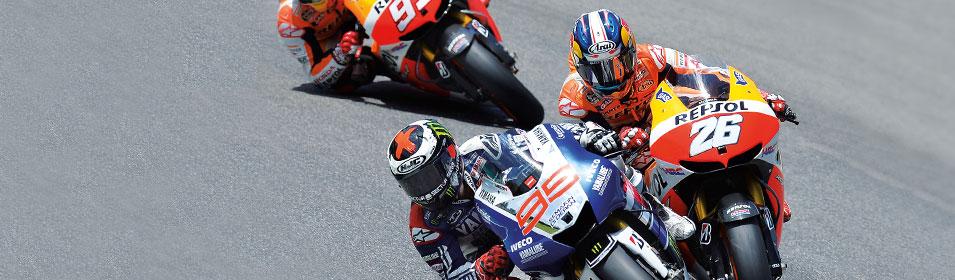 compétition moto