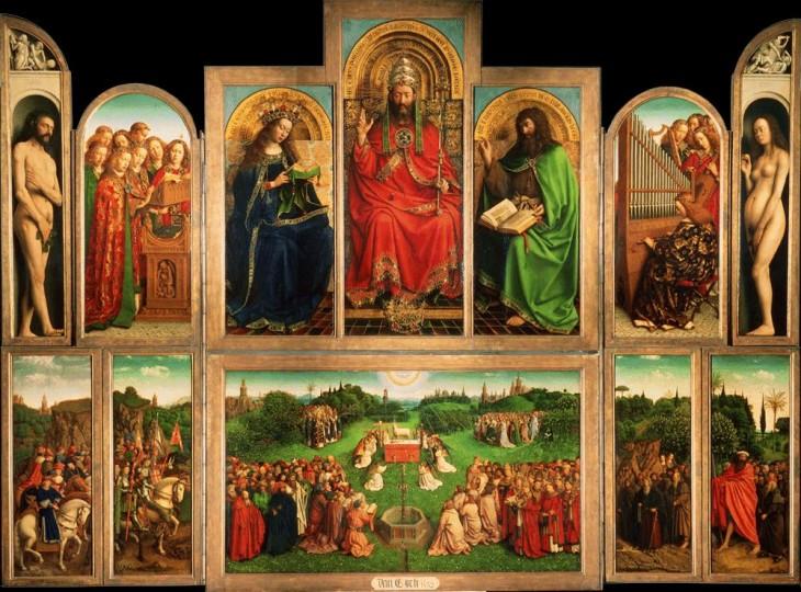 10 Questions Sur La Peinture Flamande