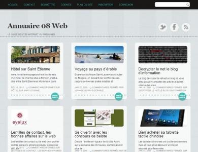 L'Annuaire 08 Web répond aux 10 questions les plus courantes sur les annuaires de référencement.